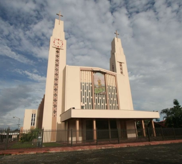 Catedral San Isidro del General