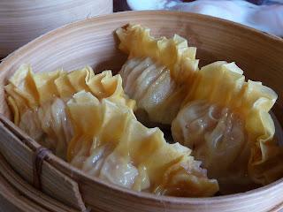 Shark fin dumplings image