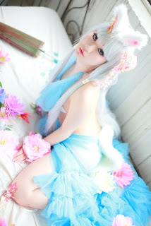 Animal Gingitsune Ginko cosplay by Koyuki 5