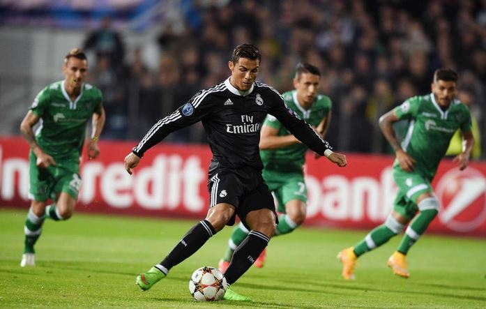 Real Madrid vs Ludogorets