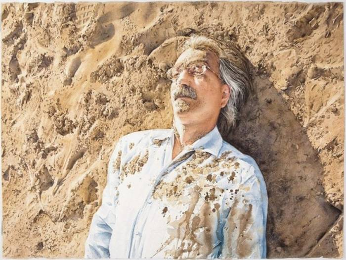 "Tejo Van Den Broeck «Sand and Sand»."""