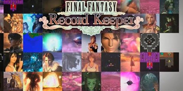 Final Fantasy Record Keeper ya disponible en Google Play