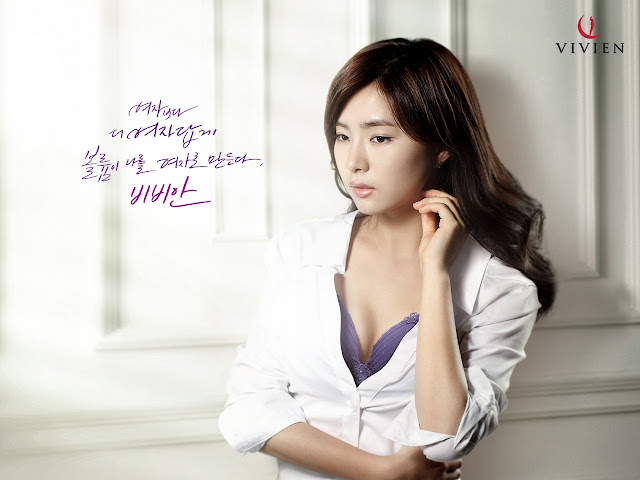 Shin Se Kyung Vivien Wallpaper