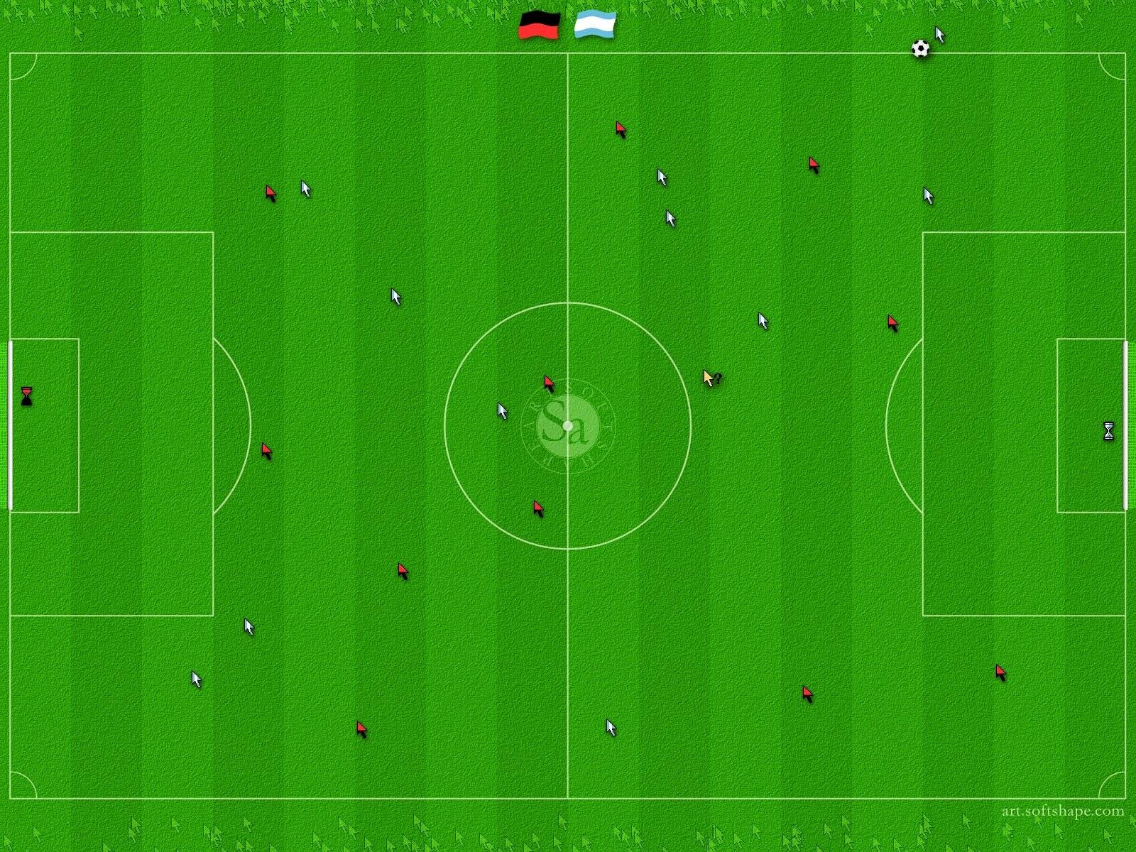Cancha de futbol estadio de futbol fondos de pantalla for Fondos de pantalla de futbol
