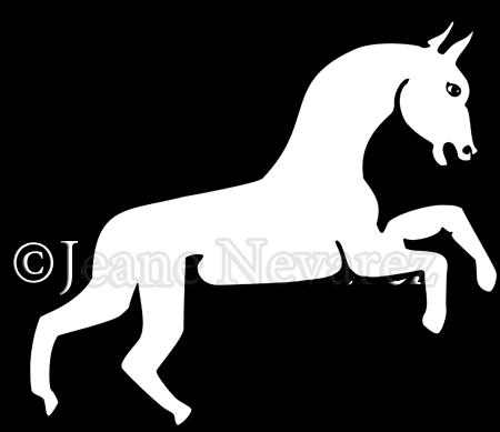 Dancing Horses Drawing Cat Draw me a Horse Etc