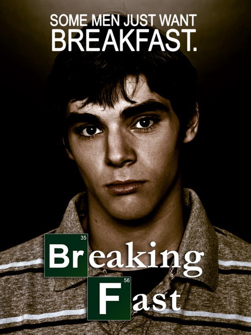 Meaning of Breaking Bad is the Meaning of Life: Dramatis ...