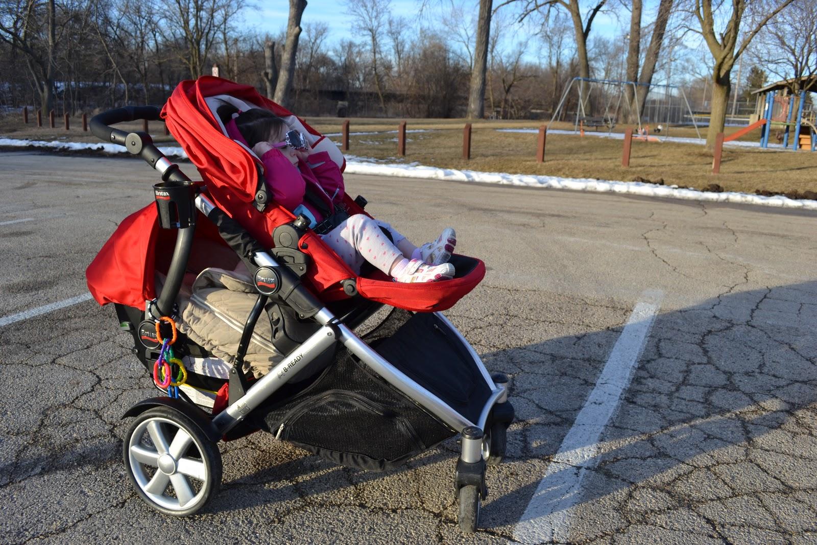 Mom\'s Got a Brand New Bag: Update! Britax B-Ready Double Stroller ...