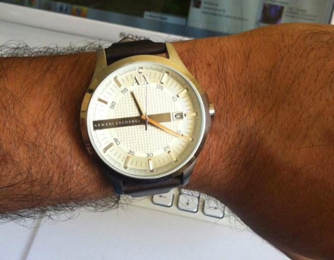 Relógios Armani Exchange Importados e Originais.