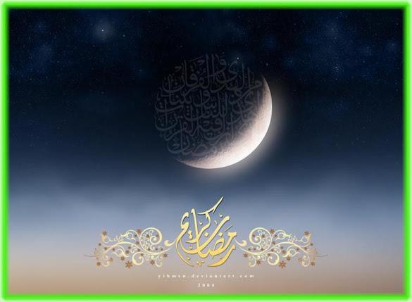 selamat puasa Ramadhan 1433 H