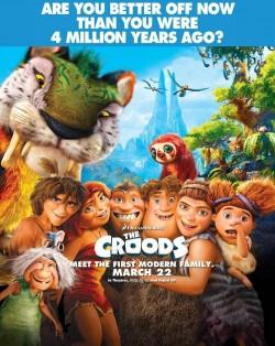 Crood'lar izle | 1080p — 720p Türkçe Altyazılı HD izle