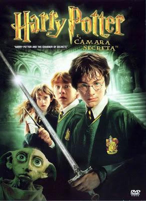 Filme Harry Potter E A Câmara Secreta Dublado AVI DVDRip