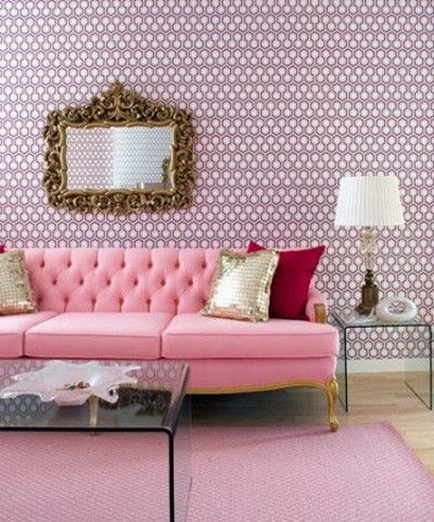 Creative Influences: Mood Board No. 1: Adding Edge to a Fussy Room