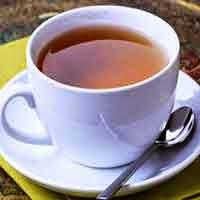Alcachofra em chá
