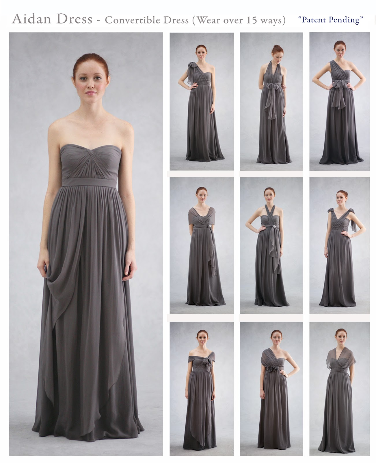 Jenny yoo convertible bridesmaid dresses choice image braidsmaid our interview with jenny yoo bella bridesmaids aidan dress ombrellifo choice image ombrellifo Choice Image