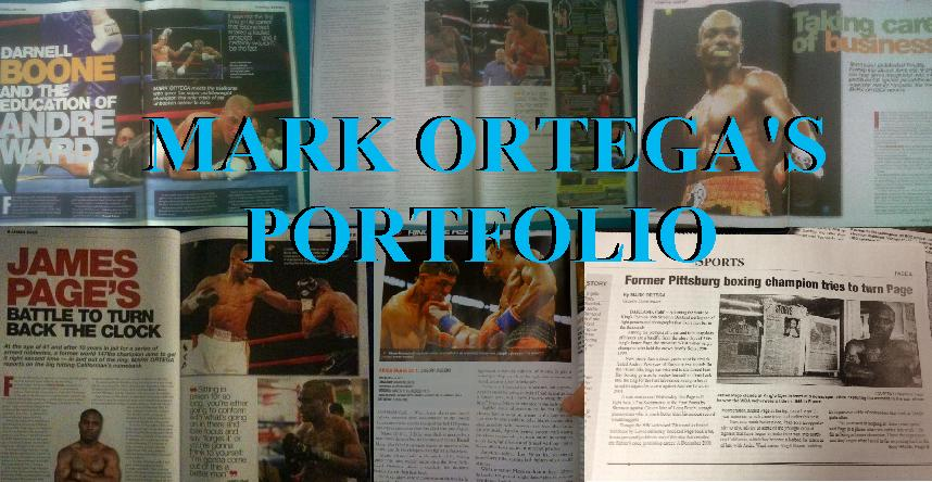 MarkEOrtega's Journalism Portfolio