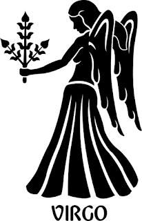 Imagen de Virgo en el zodiaco