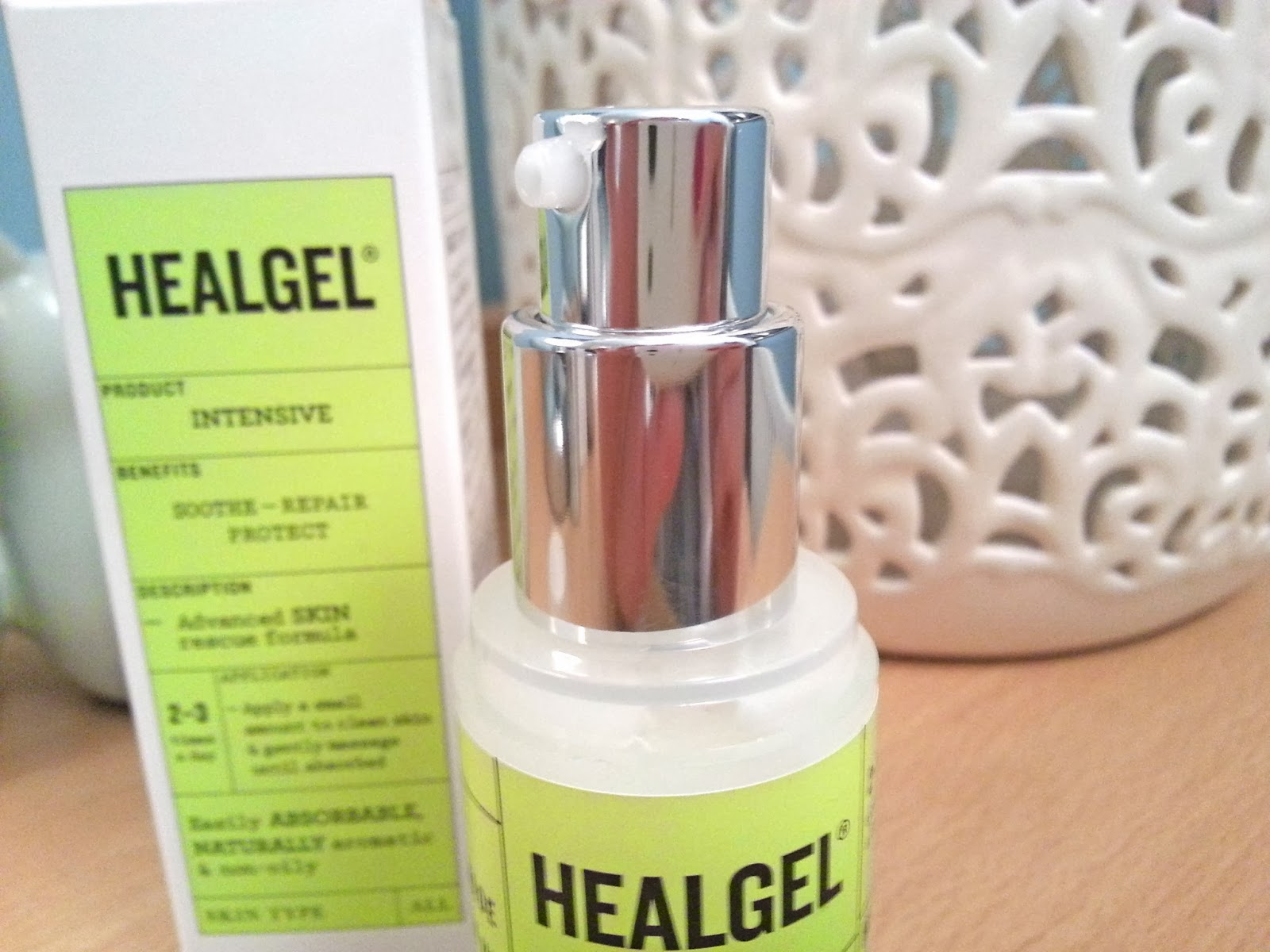 HealGel Intensive Review