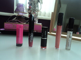 Starting Off; Lipgloss/Stick