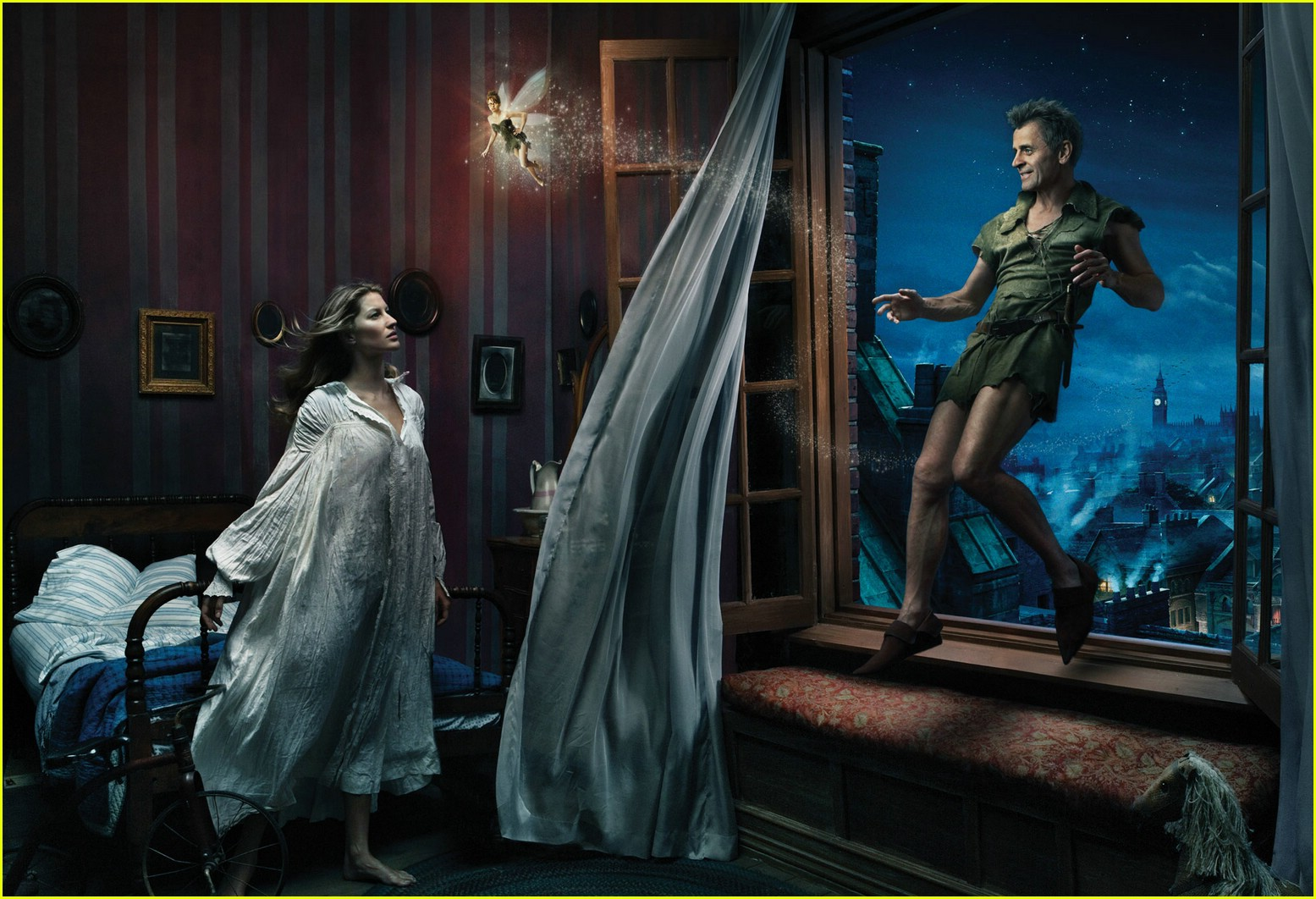 Anthony Luke S Not Just Another Photoblog Blog Annie Leibovitz Shoots Celebs As Disney Characters