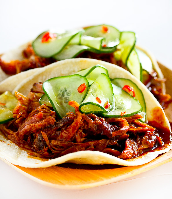 practically paleo post: Korean Style Tacos - featured recipe