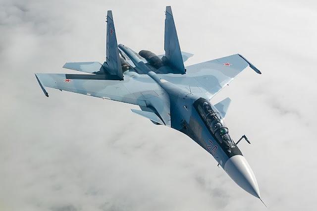 Jet Rusia Bermanuver Dekat Perbatasan Turki