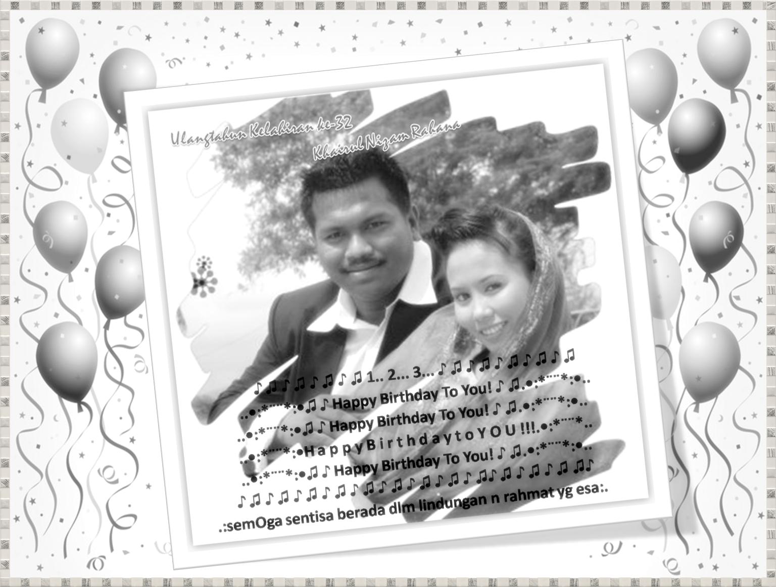 ...   Oktavita.Com ucapan selamat ulang tahun buat suami « Luplisa