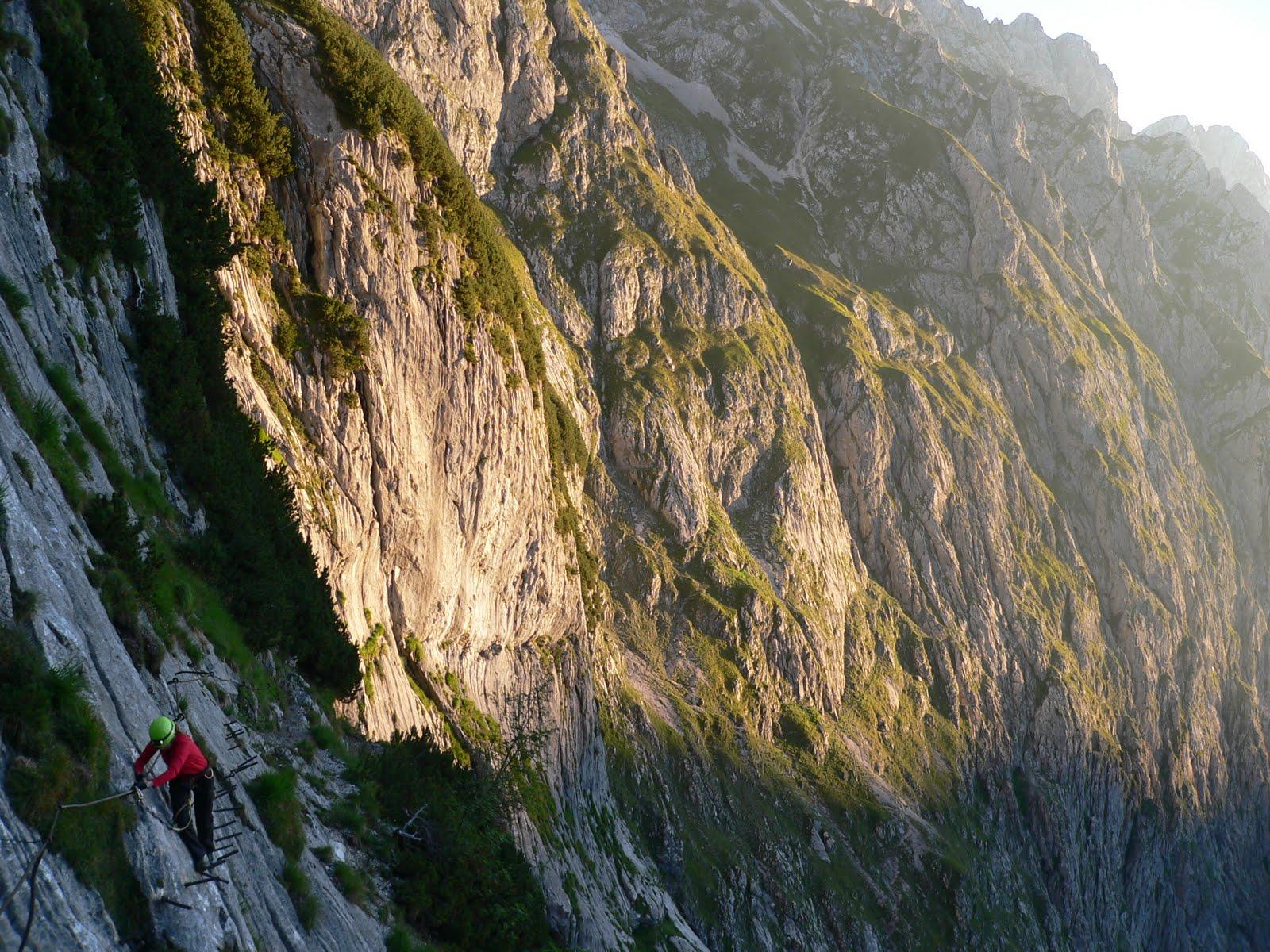 Klettersteigset Haltbarkeit : Mein geocachingtagebuch: zugspitze
