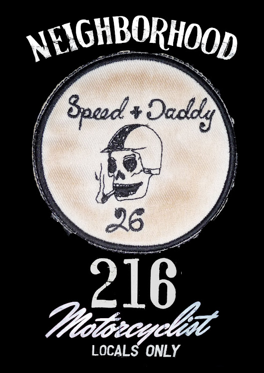 SPEED DADDY PATCH