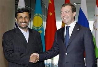 Iran Russia Friendship