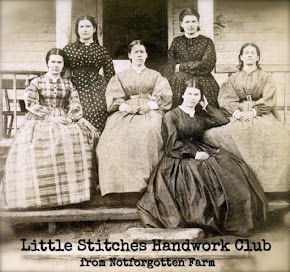* Little Stitches Handwork Club *
