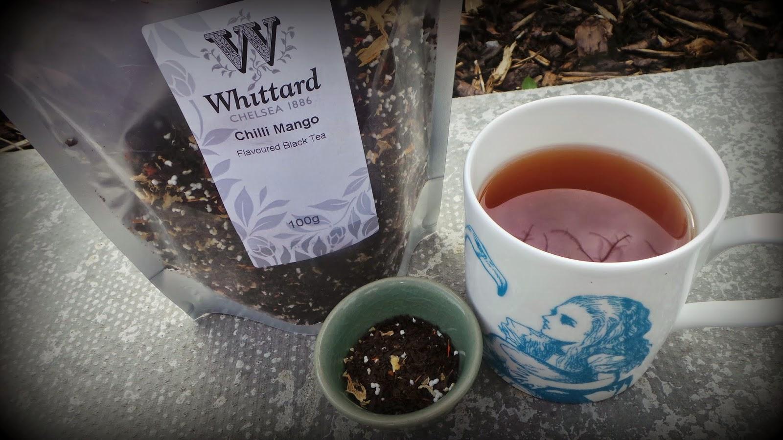 whittards chilli mango tea