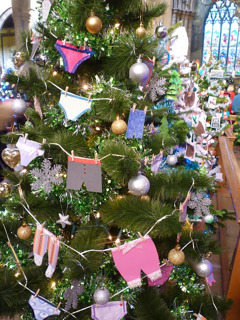 melton mobray christmas tree festival
