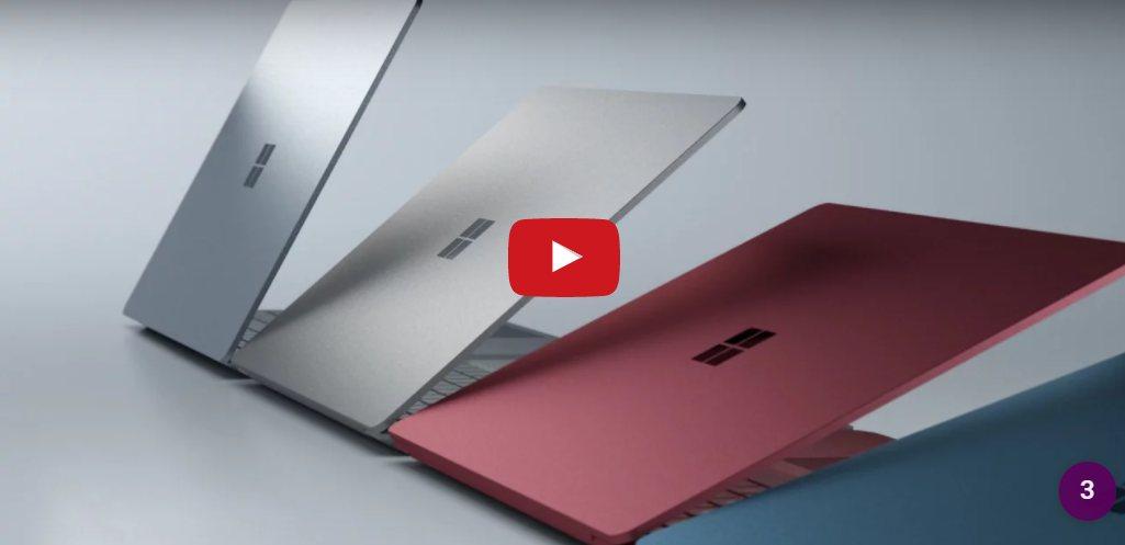 Microsoft Surface Book  Video