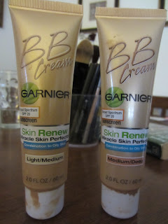 garnier oil free miracle skin perfector bb cream