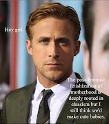 Oh my, Feminist Ryan Gosling still brings me so much joy.