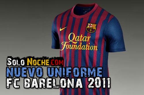Nuevos uniformes de equipos de futbol Europeos 2011-2012