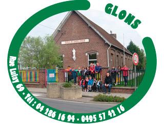 L'école Sacré Coeur de Glons