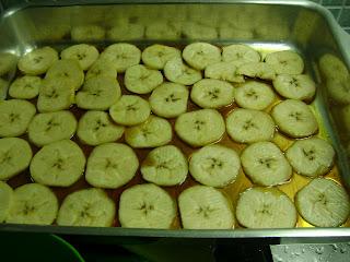 receita bolo torta banana invertido