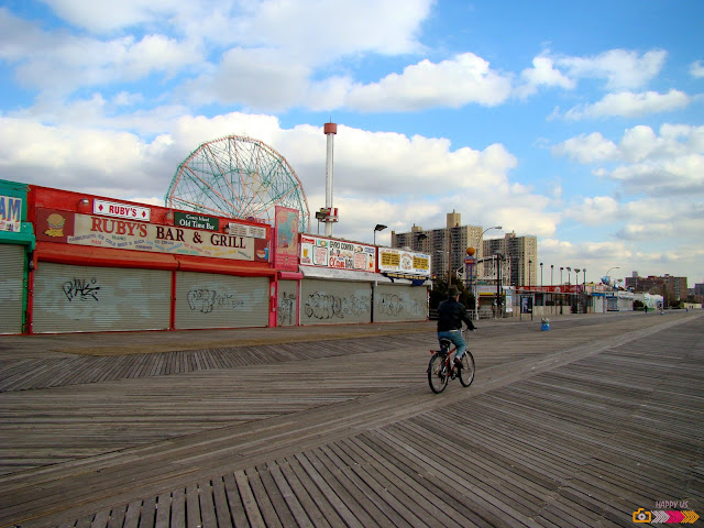 Coney Island - parc d'attractions