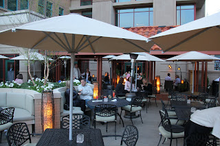 McCormick and Schmick's New Patio Area and Specials