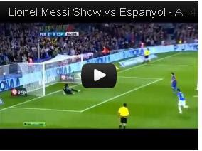 Video Barcelona vs Espanyol