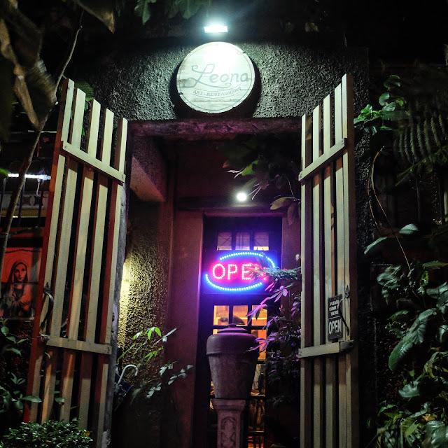 Leona's Art Restaurant | heyladyspring.com