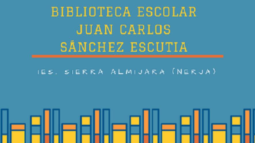 Biblioteca Escolar Juan Carlos Sánchez Escutia