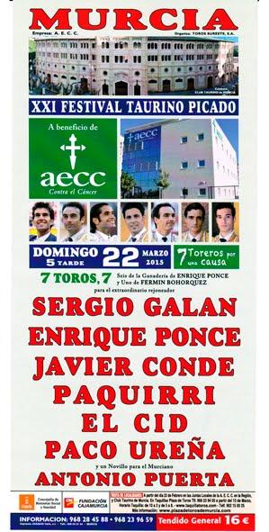 FESTIVAL CONTRA EL CÁNCER