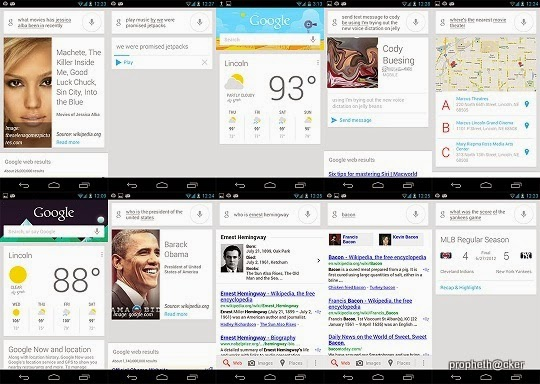 Google Now Make Your Android Like A Jarvis