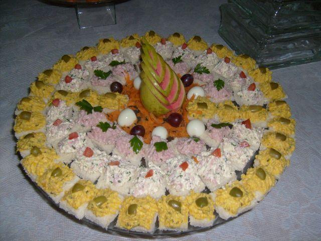 Canto do sabor almo o buffet jantar e marmitaria for Canapes simples e barato