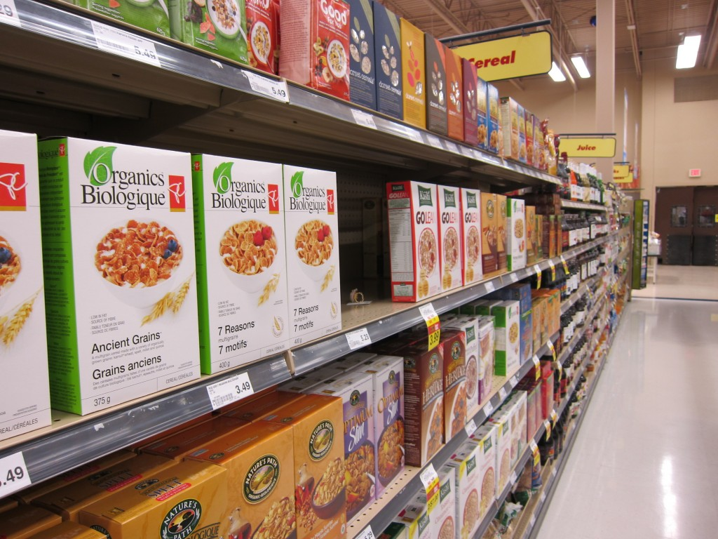「canada supermarket cereal organic」の画像検索結果