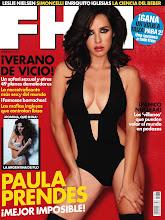 Paula Prendes en FHM