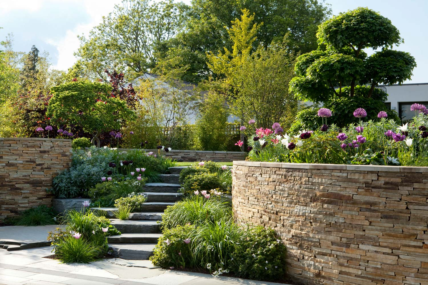 in love with beauty: julie toll landscape & garden design