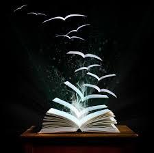 Escribir es como volar, al princio da vértigo